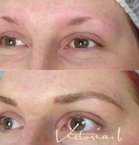 Cosmetic Tattoo Brisbane | Eyebrow Feathering, Lip & Eyeliner Tattoo