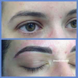 brisbane cosmetic tattooing brows